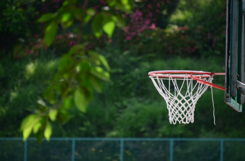 千葉県のストリートバスケ♪