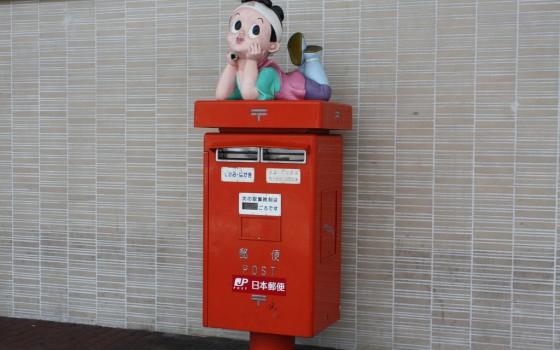 岡山駅での待ち合わせ場所