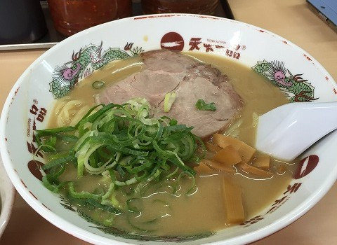 立川のどろっとしたスープが特徴のラーメン屋さん情報