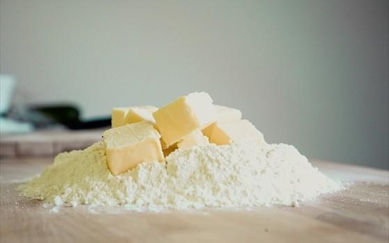 バターをちょいたしで、ごちそうができるんです♪