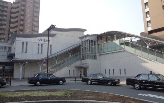 JR学研都市線 放出駅です