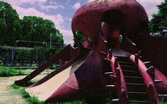地元の方々に愛されている公園です♪