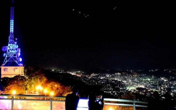世界新三大夜景に認定された長崎