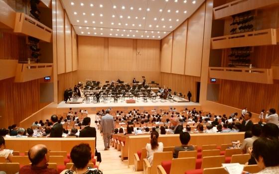 【イベント】市民に愛される音楽ホール