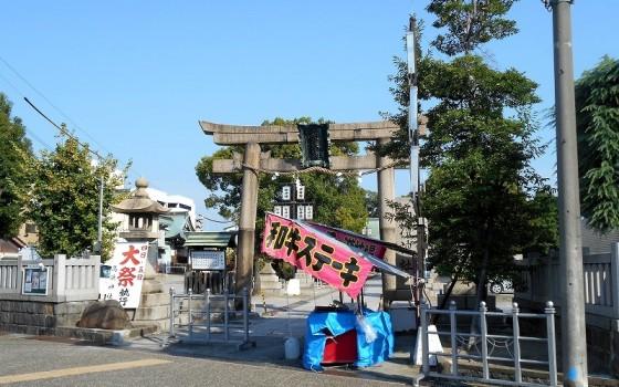 ☆吹田市地域情報☆高浜神社秋祭り♪