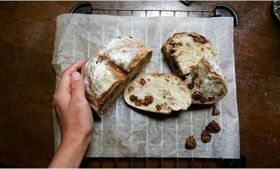 【グルメ】KALDIで買った材料でパンづくり