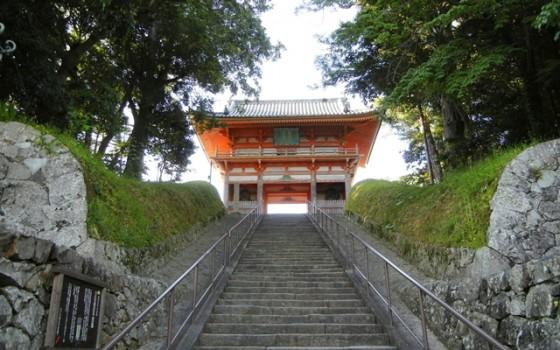 和歌山最古のお寺