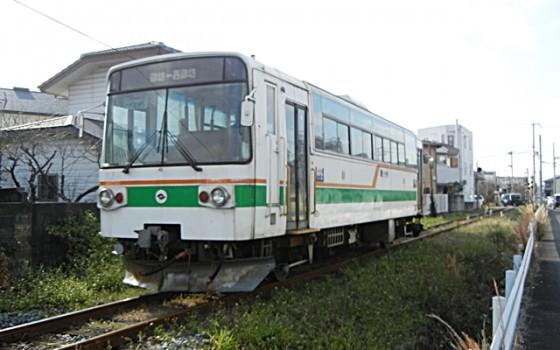 日本一短かった鉄道