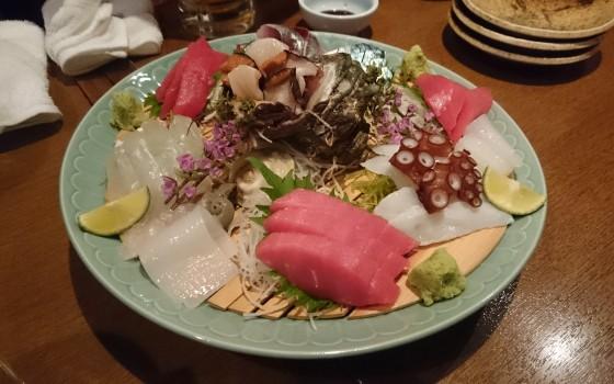 【グルメ】静岡市で美味しいお刺身を味わうならココ!「鹿島屋(かしまや)」
