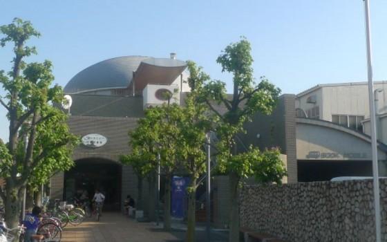 東大阪市立花園図書館について