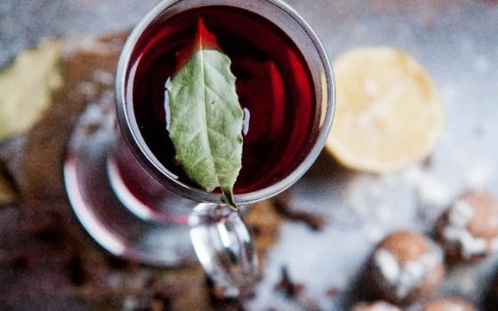 寒い日はグリューワインで体を温めよう♡