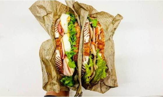 【グルメ】お弁当は野菜が手軽に摂れるわんぱくサンドがおすすめ!