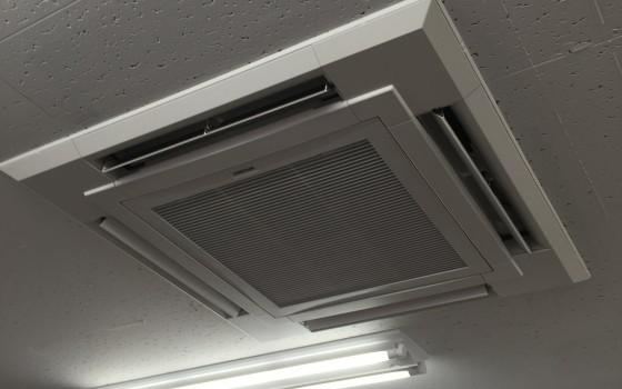 電気で部屋を暖めるならエアコン