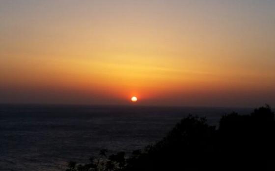 島根半島からの眺め
