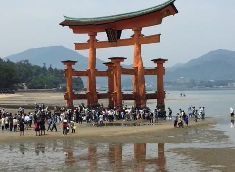 広島観光といえば...