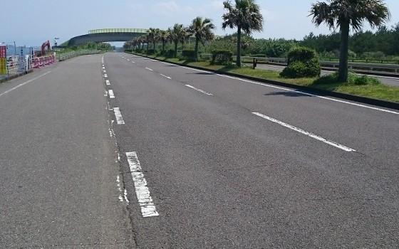 一ツ葉有料道路(北線)