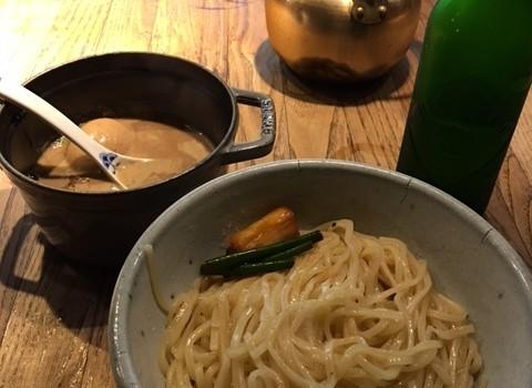 和醸良麺すがり  京都四条烏丸のモツ入りつけ麺