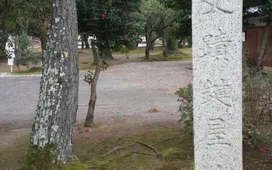 日本三大仇討の1つ・伊賀越仇討の舞台「鍵屋ノ辻」