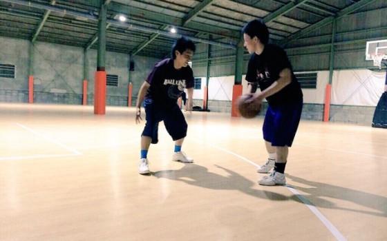 いつでもバスケットボール♪♪